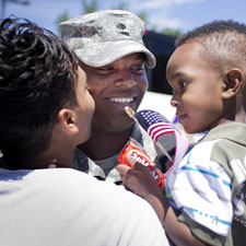 Video: 428th Military Police Returns Home