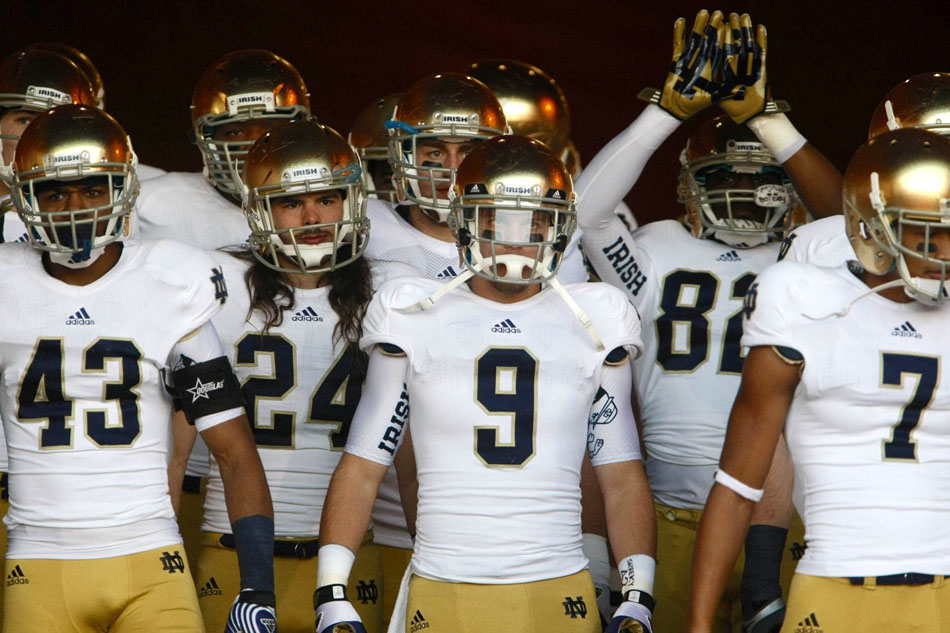 notre dame play by play football espn college football championship