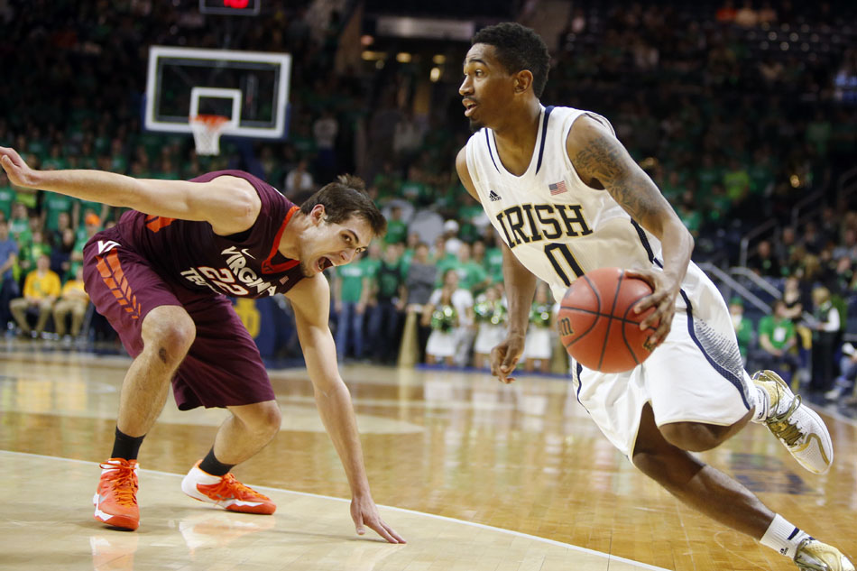 Notre Dame Virginia Tech Basketball