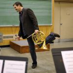 Professor Jeff Nelsen Audition Practice Class