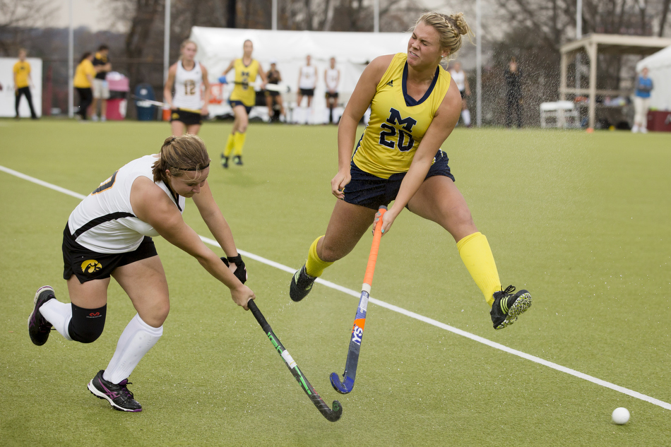 Michigan Iowa Big Ten Field Hockey