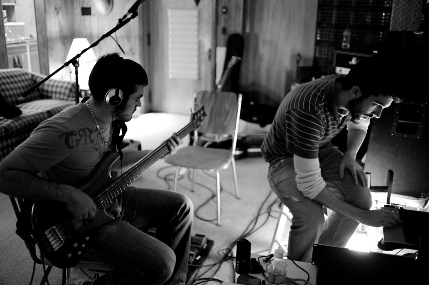 Save Our Syndicate Recording Session