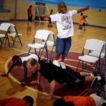 Police Activites League Basketball Camp