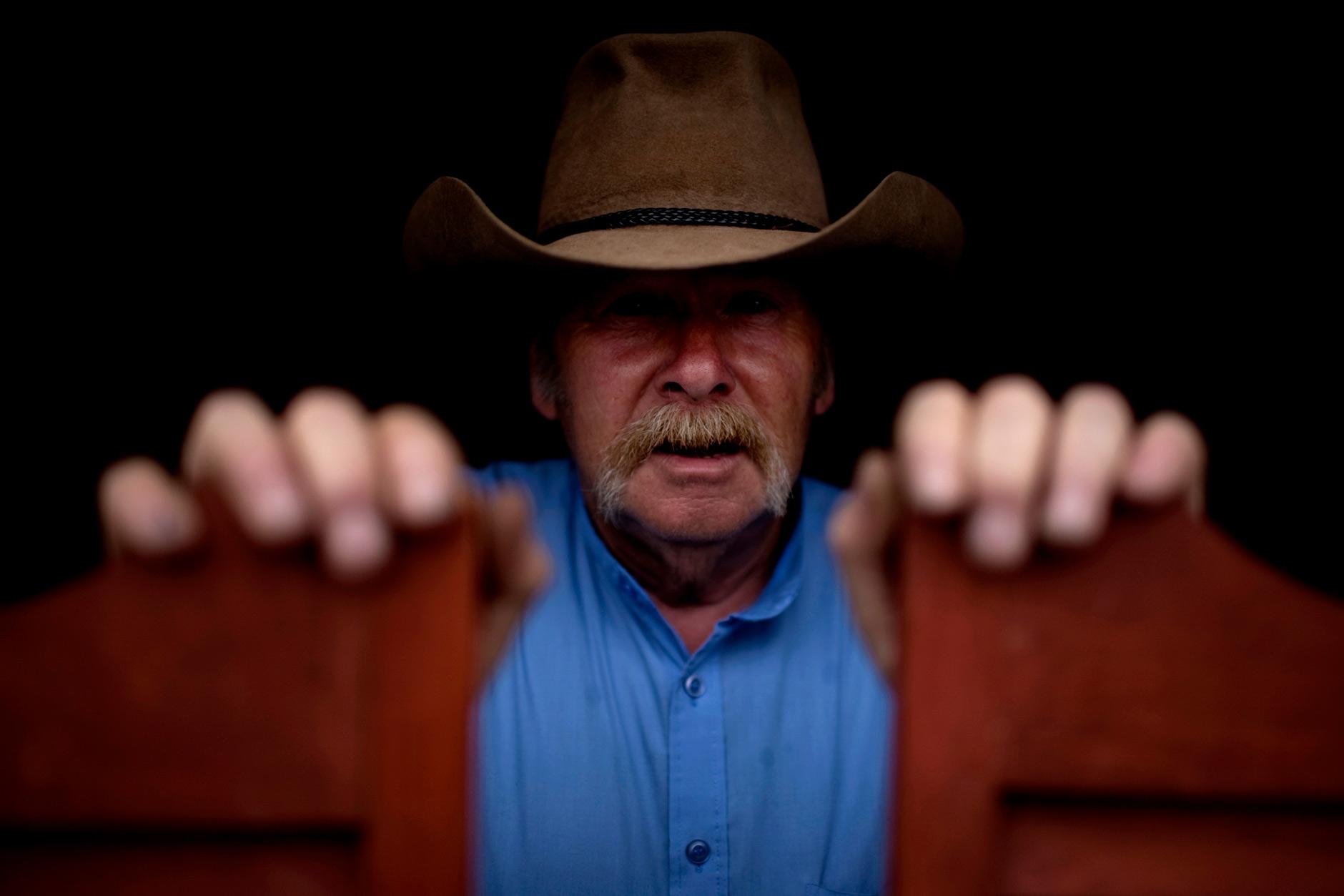 Cheyenne Frontier Days Gunslingers