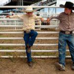 Cheyenne Frontier Days Slack Tie-Down Roping