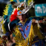 Cheyenne Frontier Days Indian Village