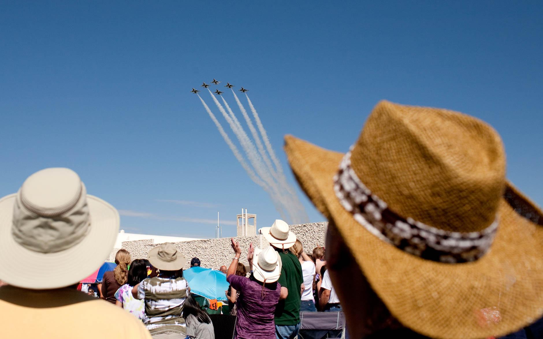 Cheyenne Frontier Days U.S. Air Force Thunderbirds