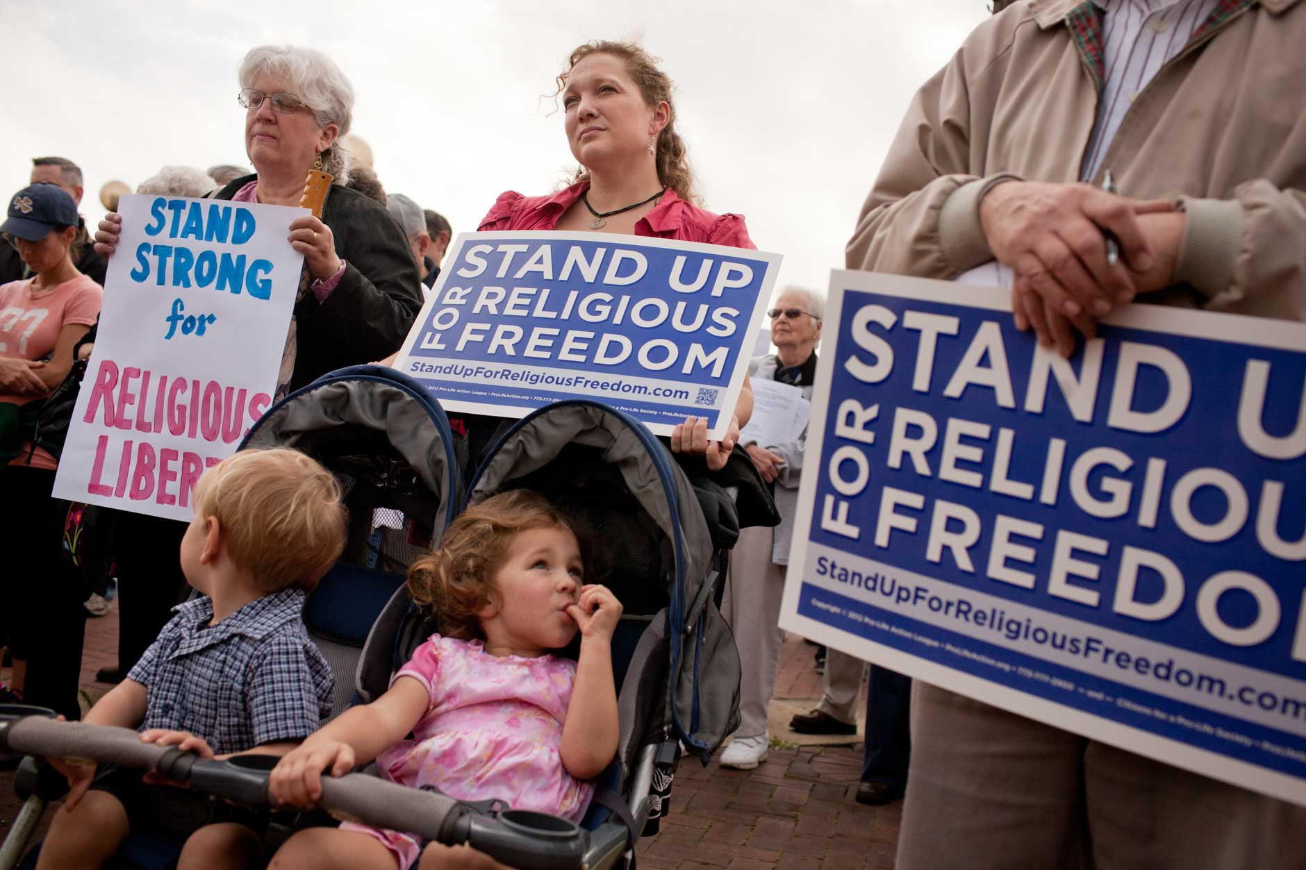 Rally for Religious Freedom