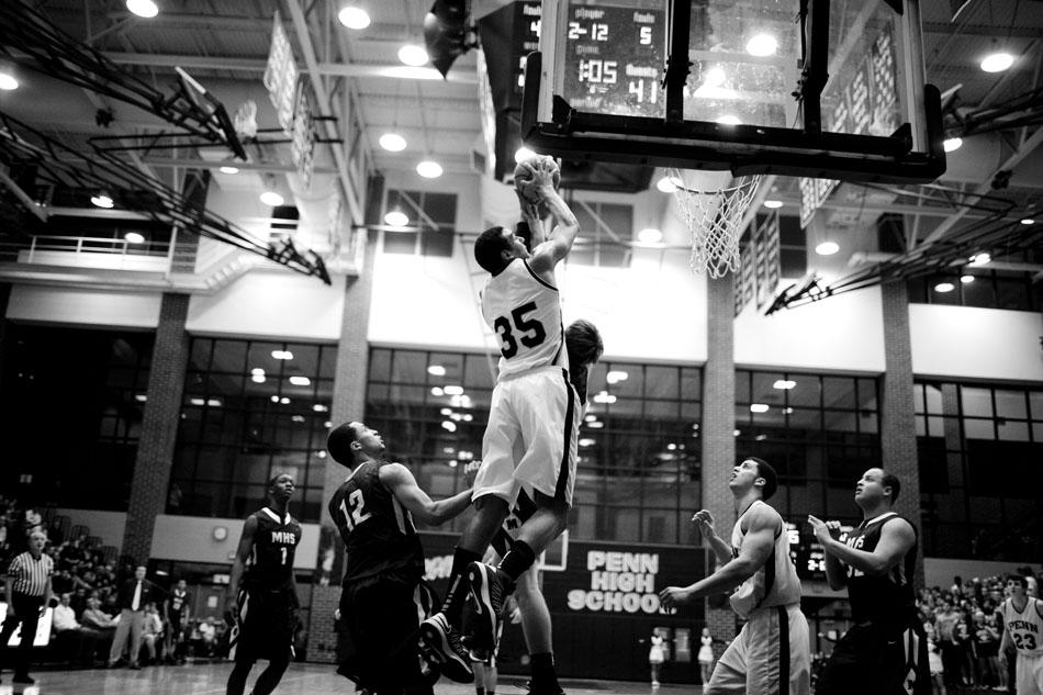 Penn Mishawaka Boy's Basketball