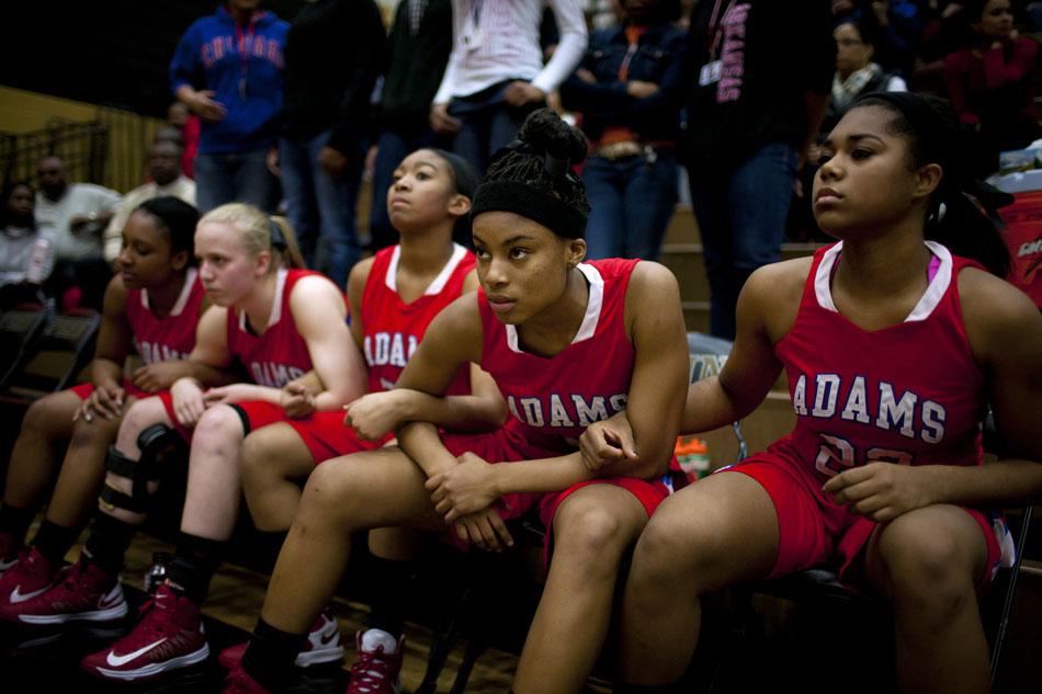 Mishawaka Adams Girl's Basketball Sectional