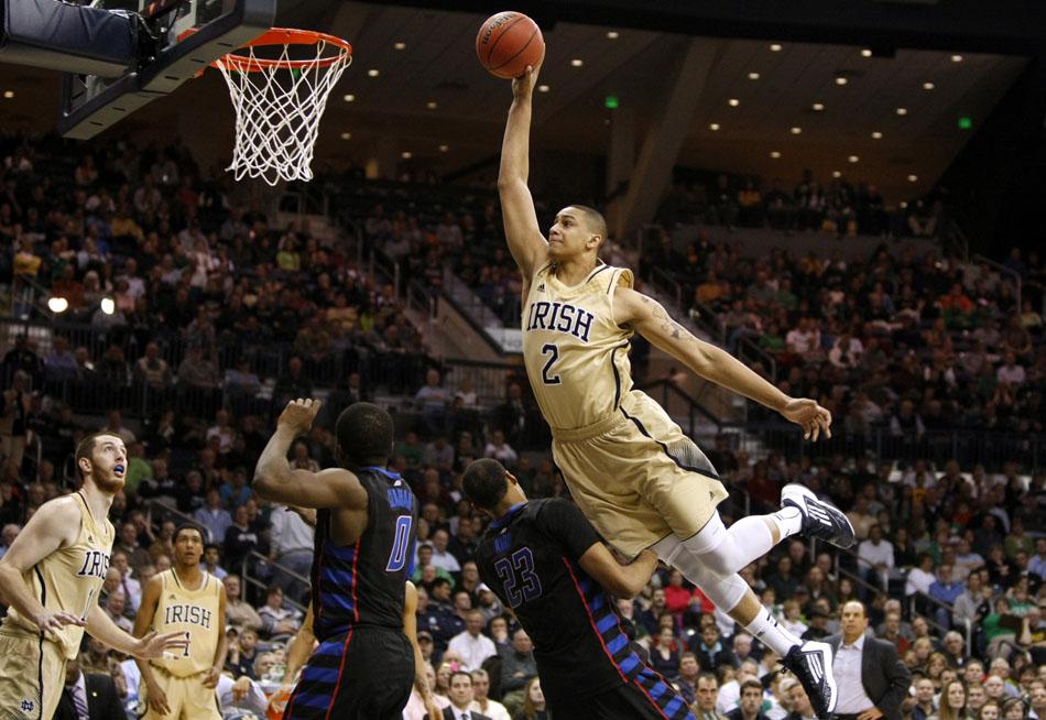 Notre Dame DePaul Basketball