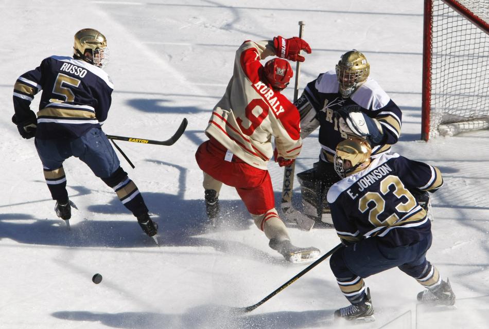 Notre Dame Miami Hockey