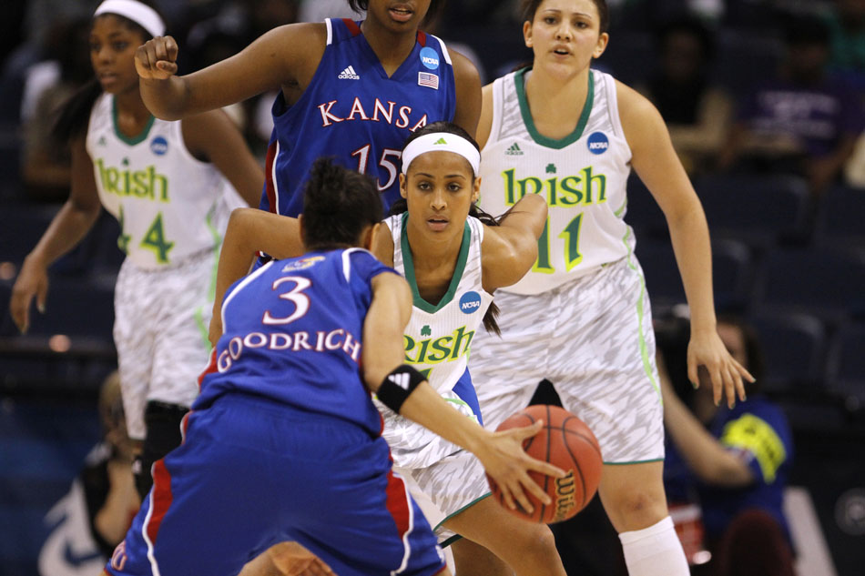 Notre Dame Kansas NCAA
