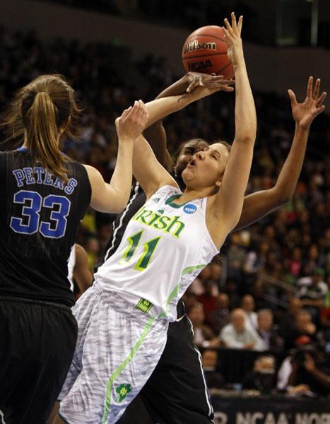 Notre Dame Duke NCAA