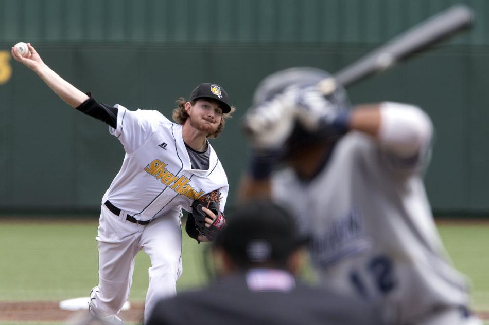 Silver Hawks Whitecaps Baseball