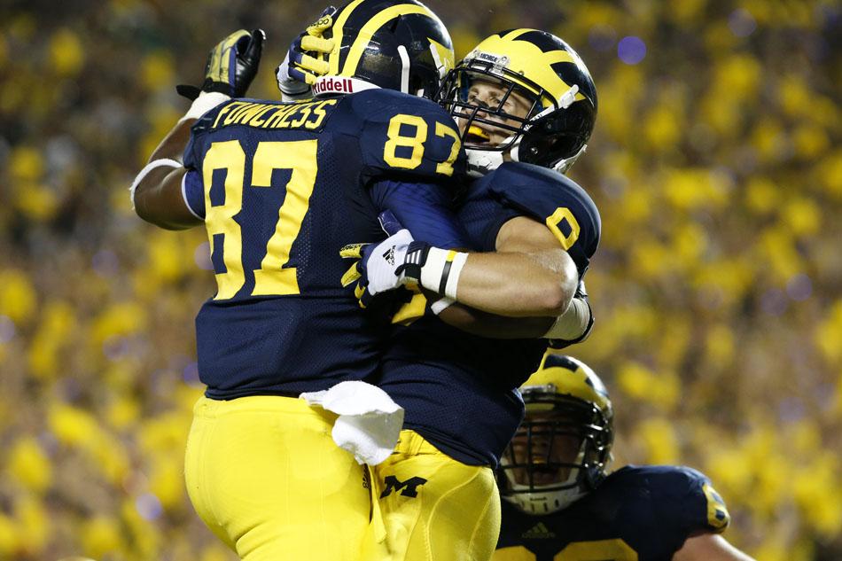 Notre Dame Michigan Football