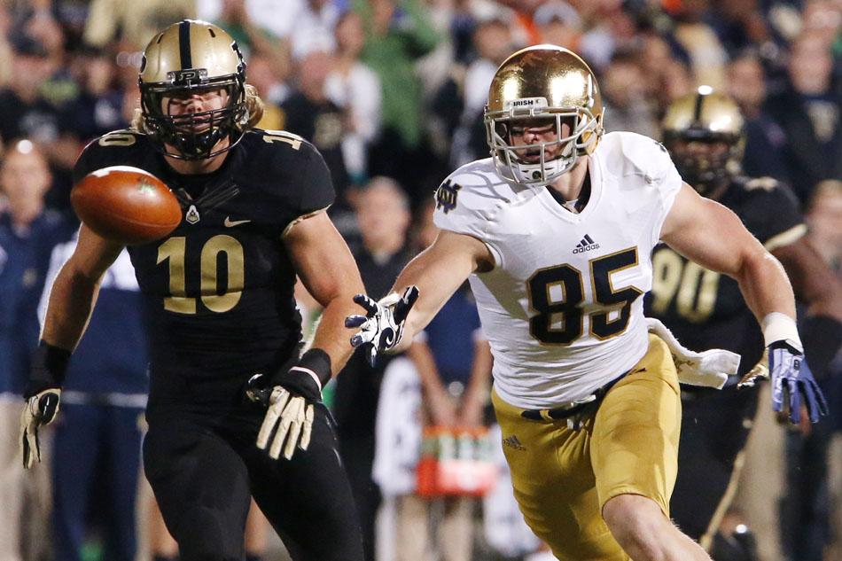 Notre Dame Purdue Football