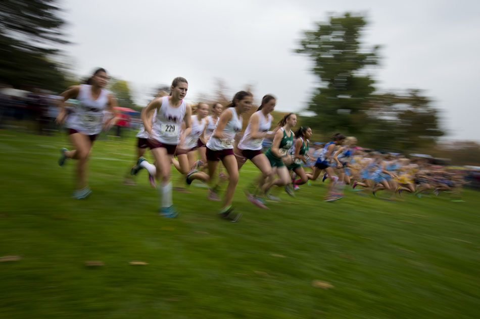 South Bend Cross Country Sectional