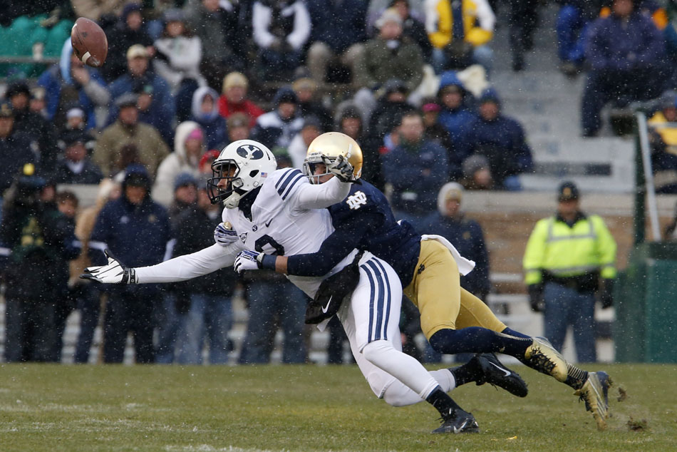 Notre Dame BYU Football