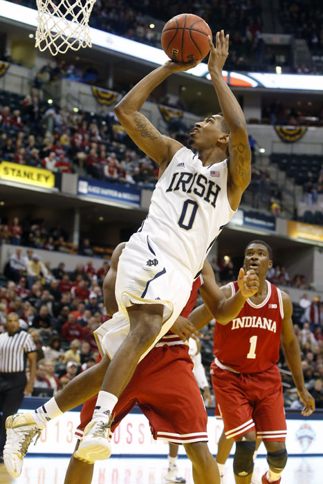 Notre Dame Indiana Basketball