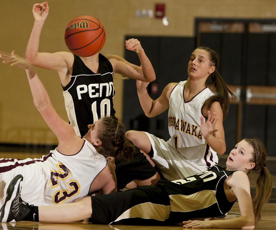 Penn Mishawaka Girl's Sectional Basketball