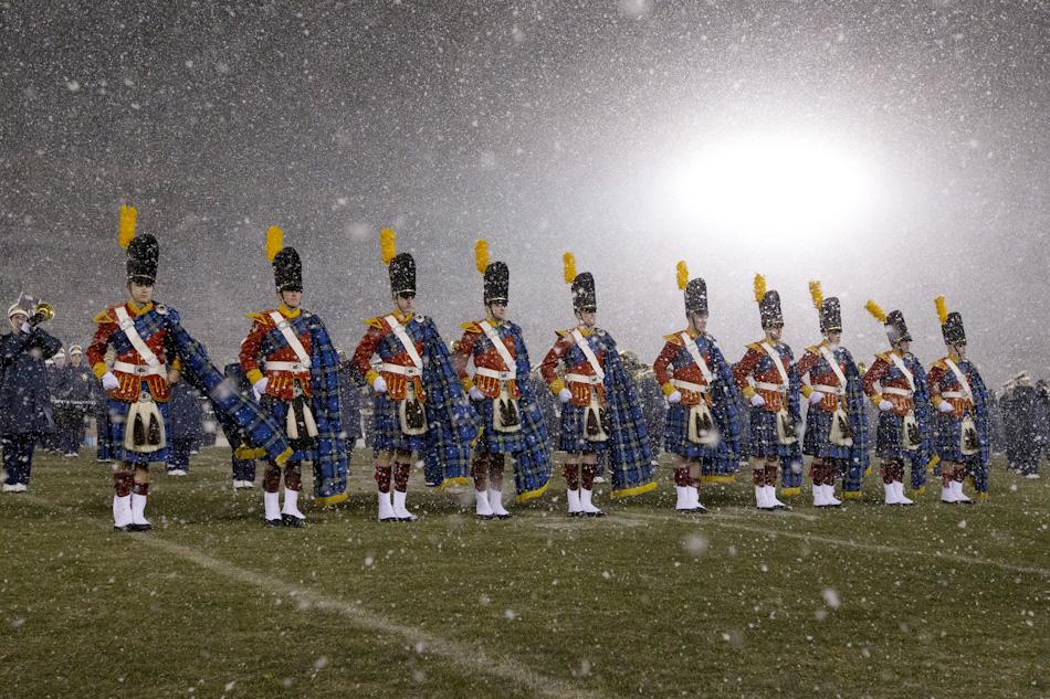 Notre Dame BYU Football