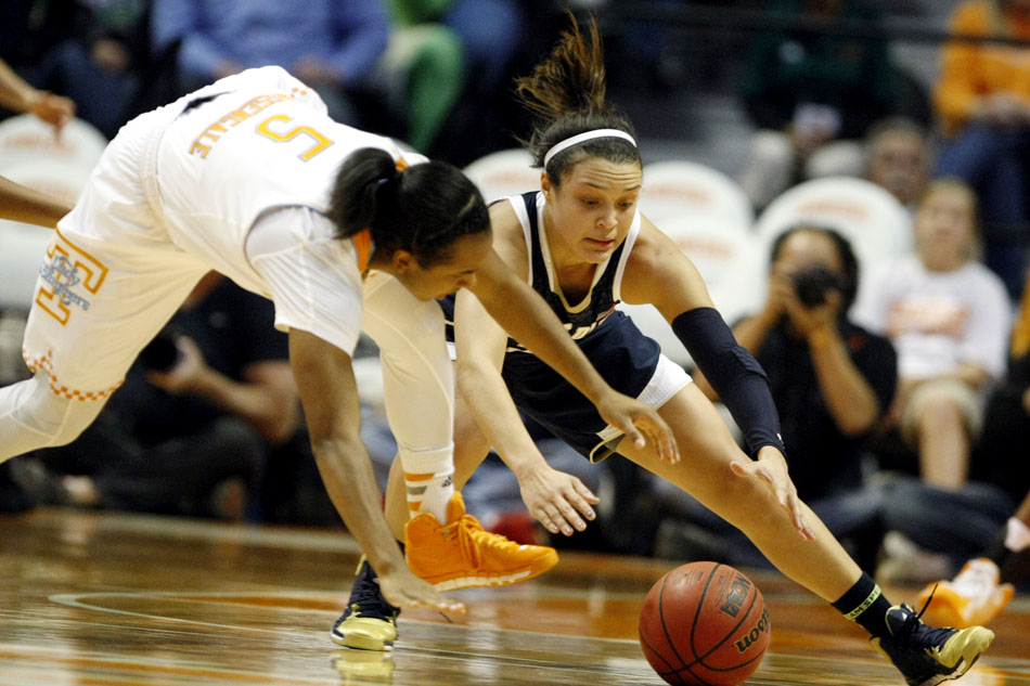 Notre Dame Tennessee Basketball