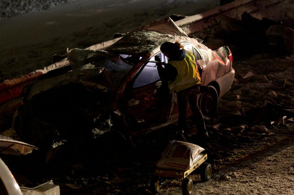 Michigan City I-94 Crash