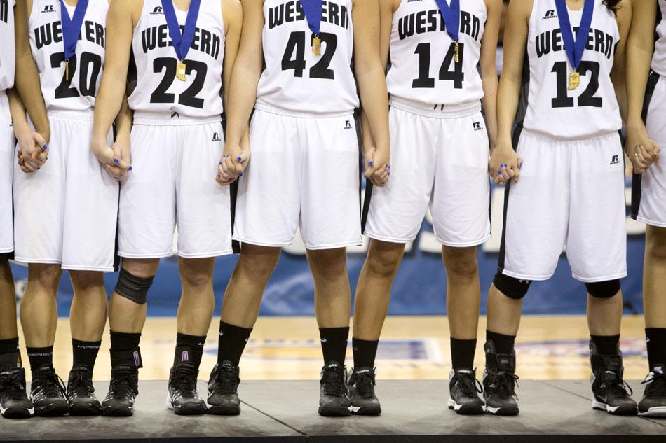 Western Evansville Mater Dei State Championship