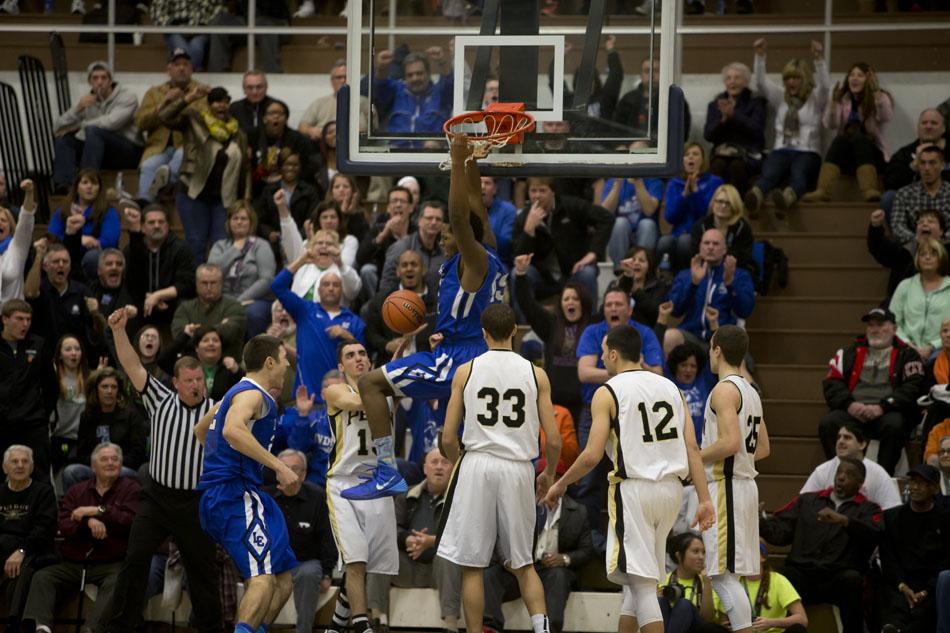 Penn Lake Central Regional Basketball