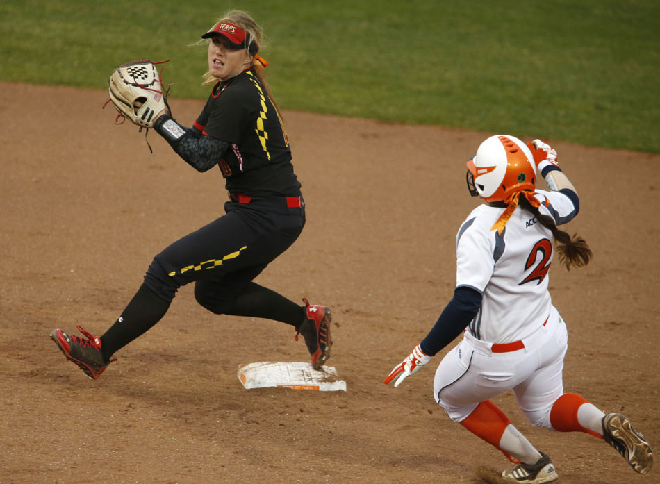Notre Dame Maryland Softball
