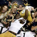 Notre Dame USC Football