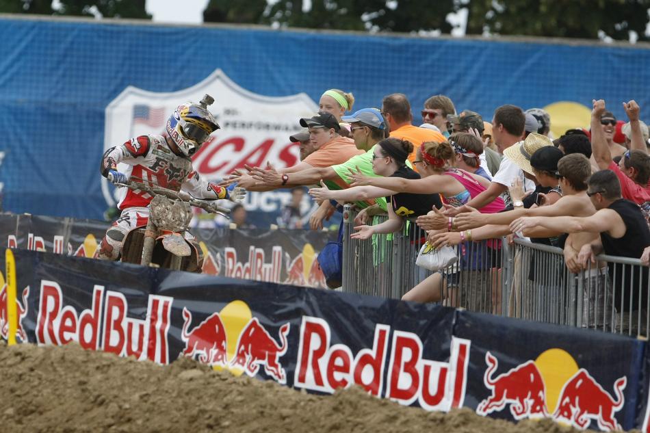 Red Bull RedBud National