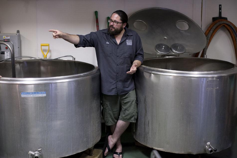 Big Woods Brewing Company Beer School