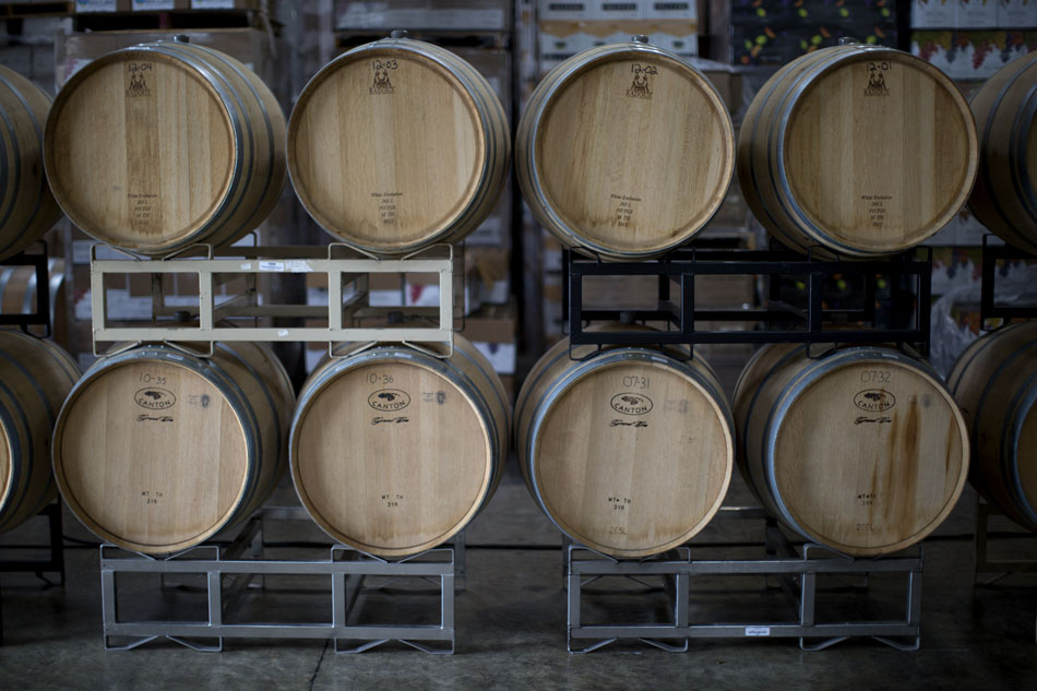 Oliver Winery's Harvest Wine Festival