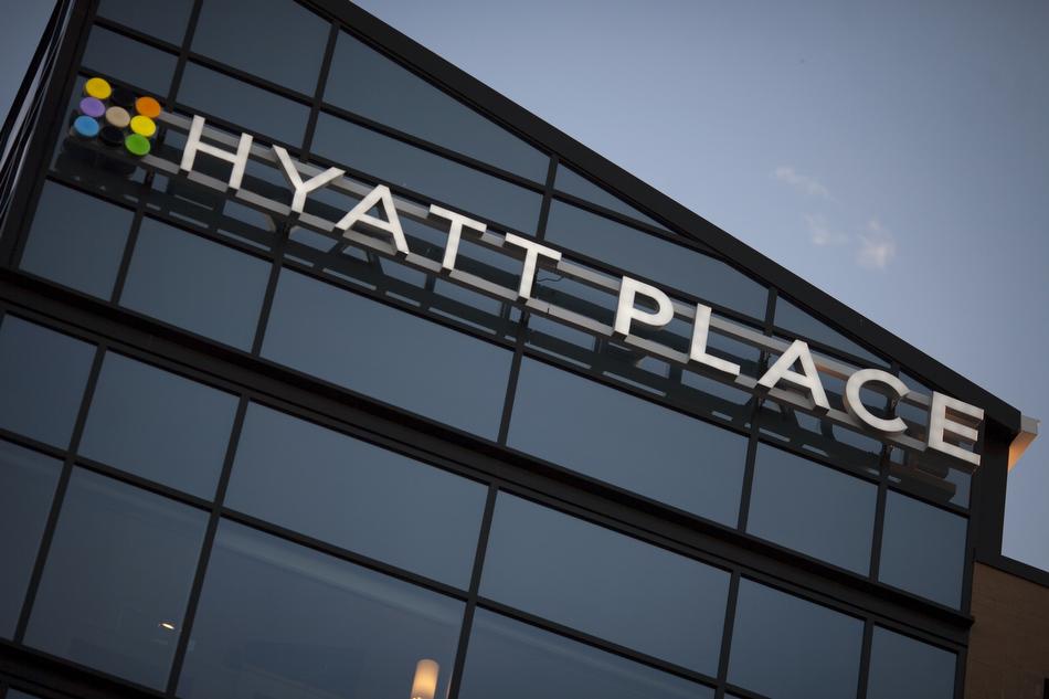 Bloomington Hyatt Place Grand Opening