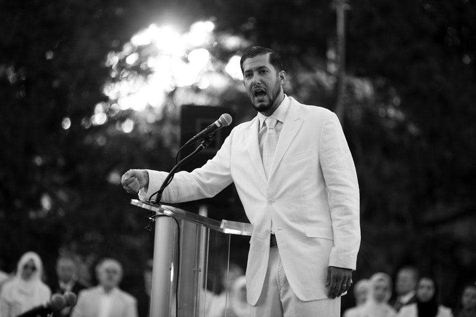 Abdul-Rahman Kassig Vigil