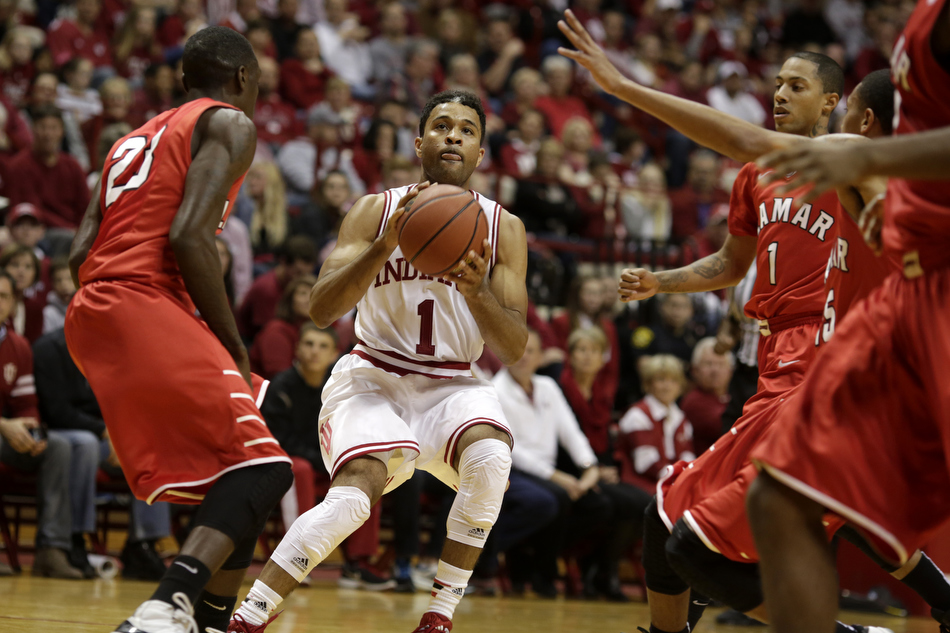 Indiana Lamar Basketball