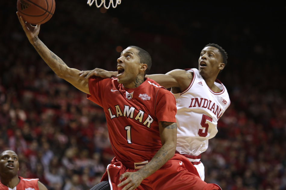 Indiana Lamar Basketball