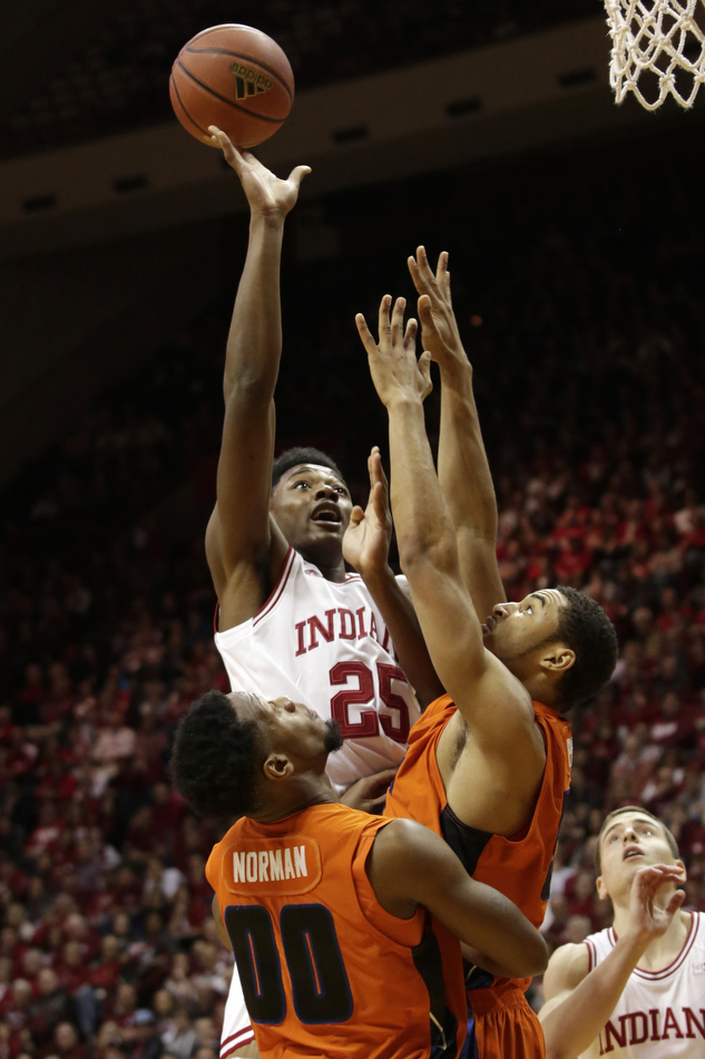 Indiana Savannah State Basketball