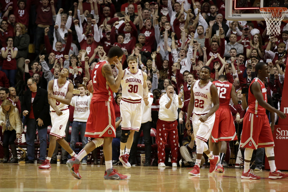 Indiana Ohio State Basketball