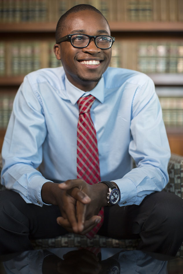 Mosopefoluwa Ladapo. (James Brosher/Indiana University)