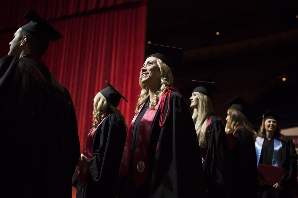 Indiana University Bloomington Winter Commencement