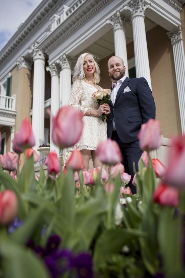 Harrington-Stewart Wedding
