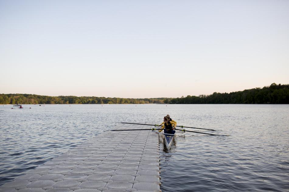 Michigan Big Ten Rowing