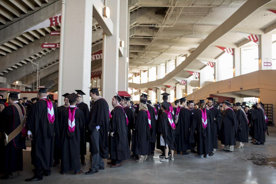 Indiana University Bloomington Graduate Commencement