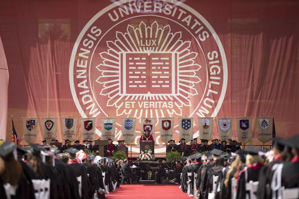 Indiana University Bloomington Undergraduate Commencement