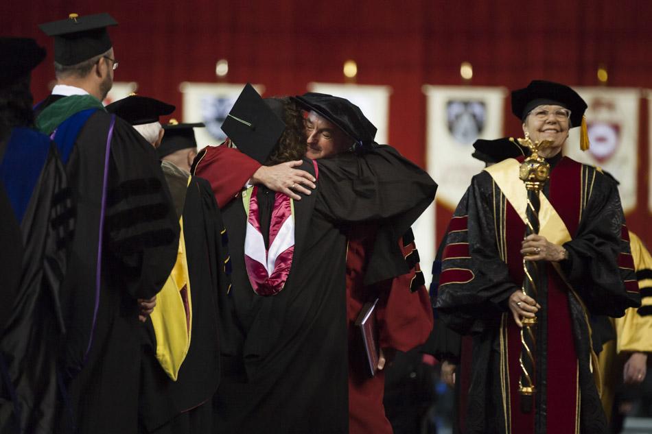 Indiana University-Purdue University Indianapolis Commencement