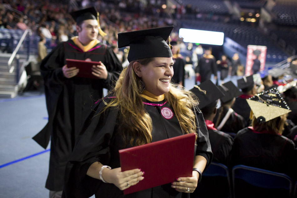 Indiana University South Bend Commencement