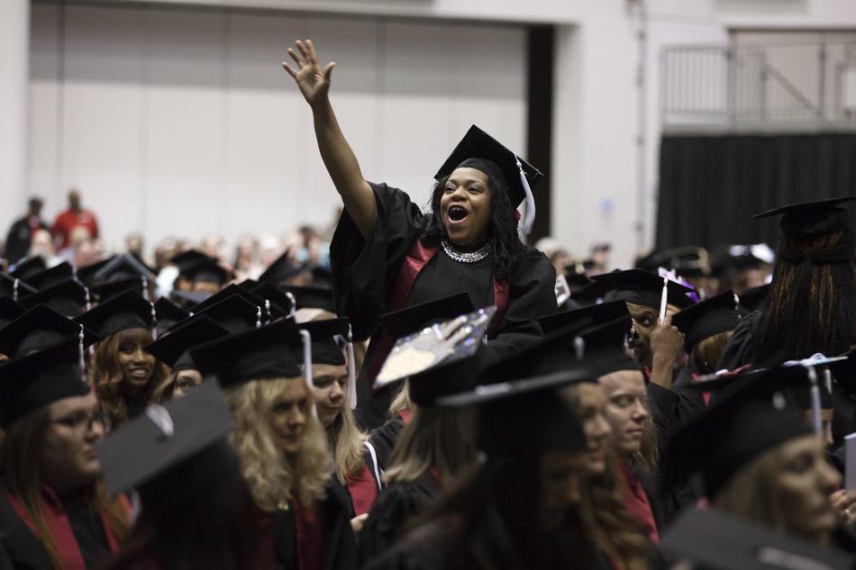 Indiana University Northwest Commencement